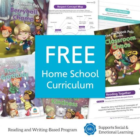 Free Homeschool Curriculum Pack