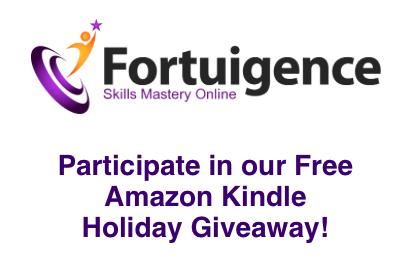 Free Amazon Kindle Holiday Giveaway!