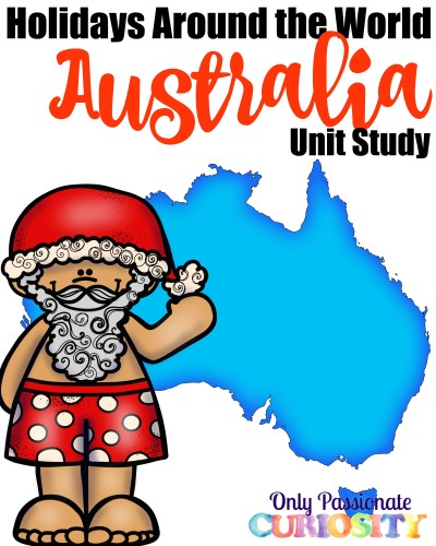 FREE Christmas is Australia Pack