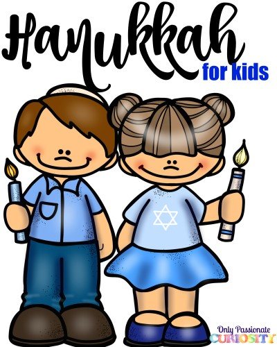 FREE Hanukkah for Kids