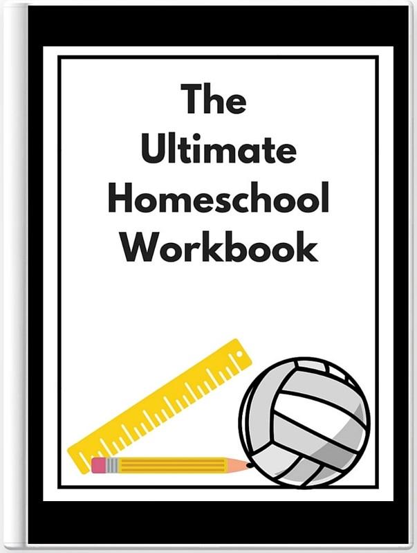 FREE homeshcool Planning WOrkbook