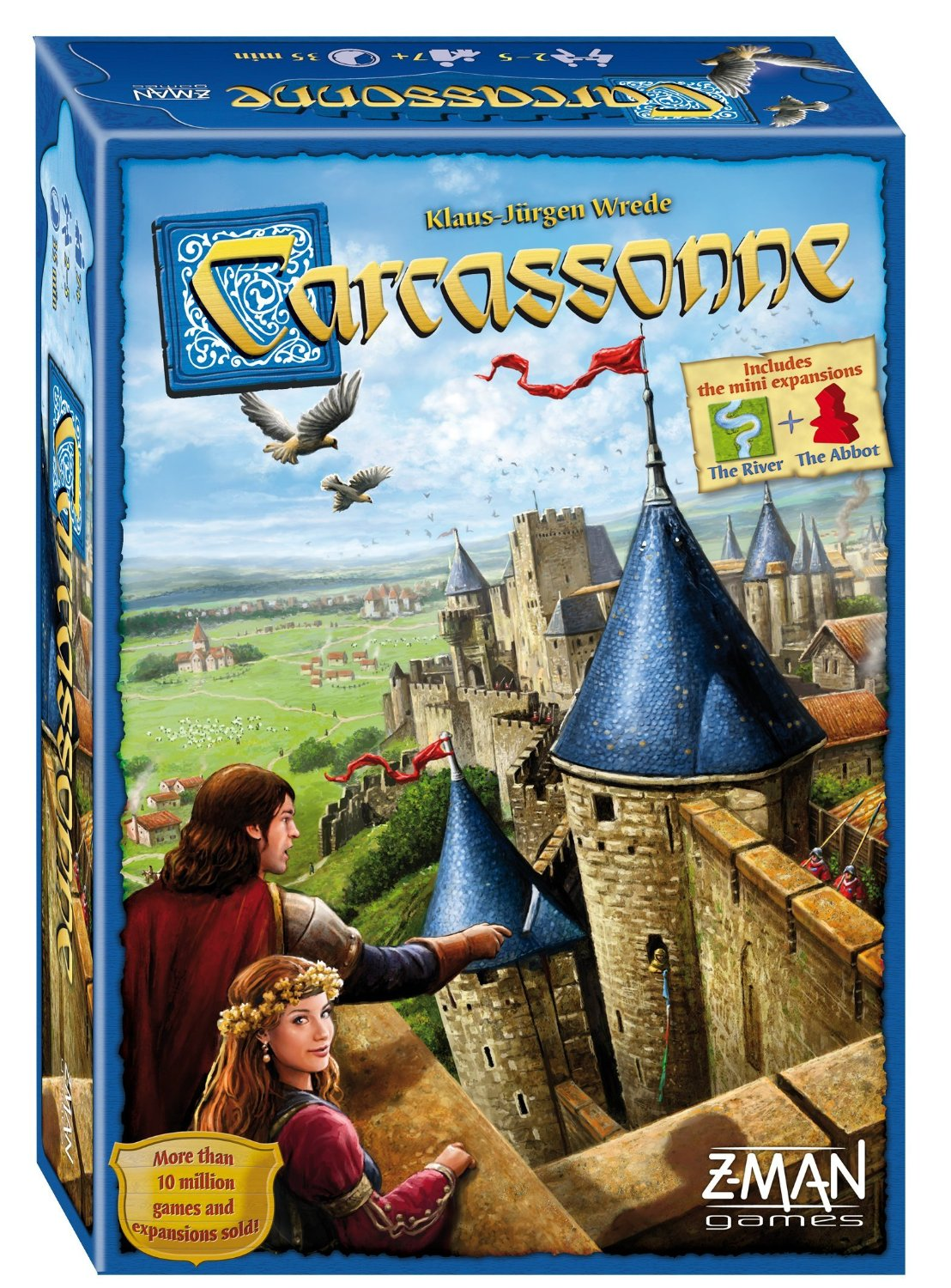 Carcassonne Board Game Only $22.80! (Reg. $35!)