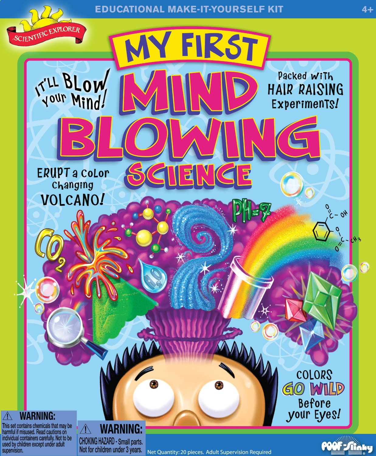 My First Mind Blowing Science Kit Only $12.06! (45% Off!)