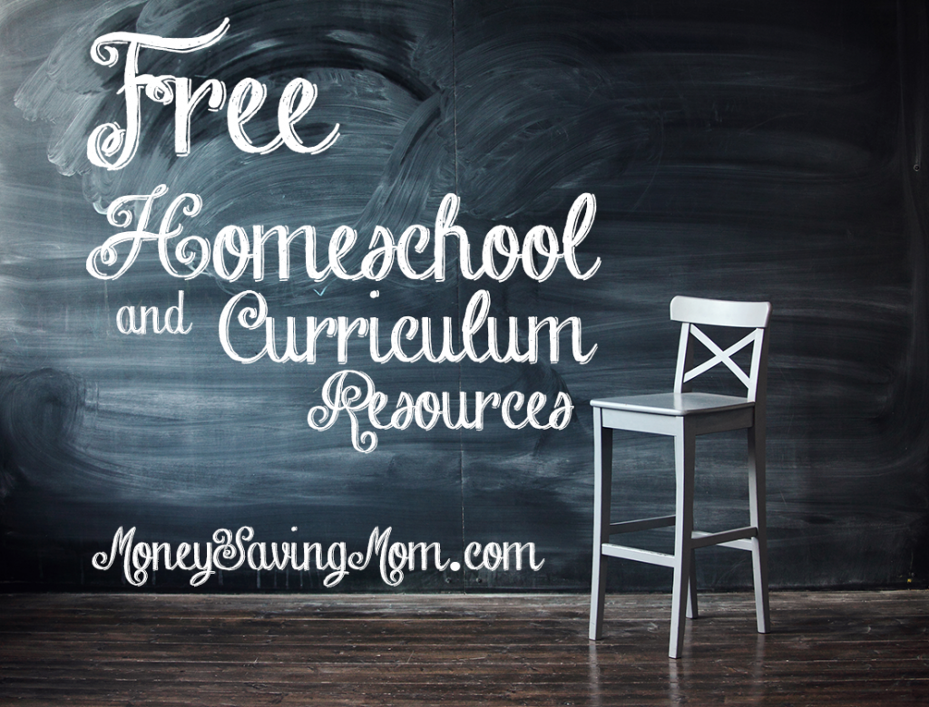 Free Homeschool Curriculum & Resources Archives - Page 11 of 29 ...