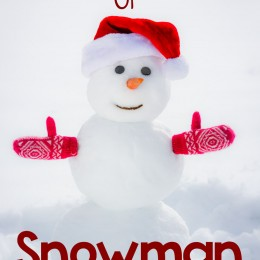 The Ultimate List of Snowman Homeschool Resources: Printables, Hands-On, Snacks, Books, and More!