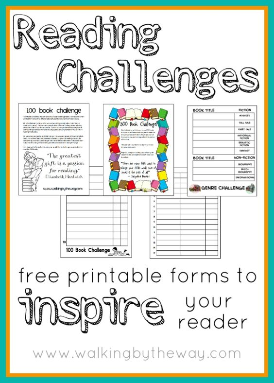 FREE Reading Challenge