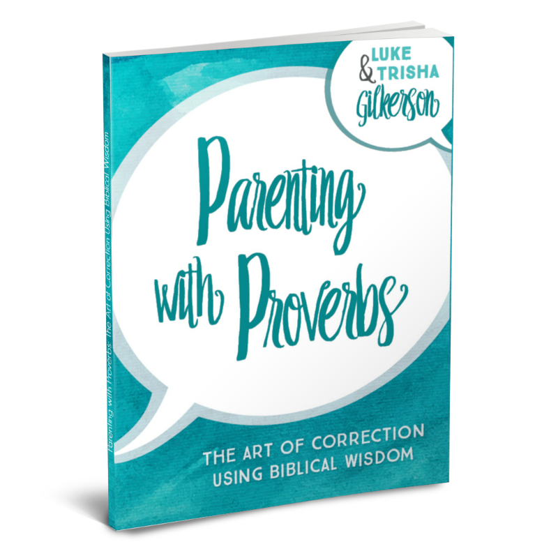 40% Off Parenting with Proverbs eBook
