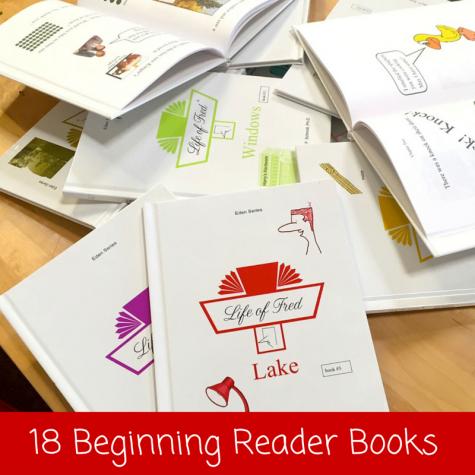 Life of Fred Beginning Reader Complete Set Only $78.29! (Reg. $108!)