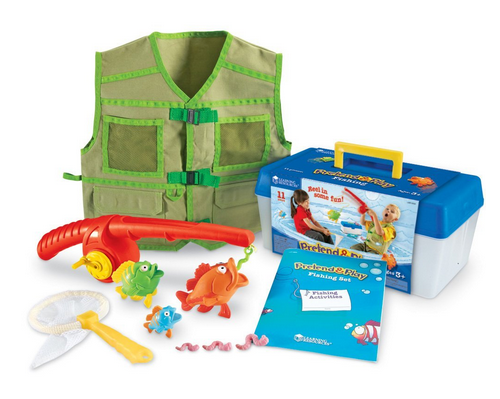 Learning Resources Pretend & Play Fishing Set Only $15.55!