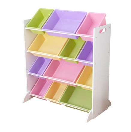 KidKraft Storage Bin Unit Only $55! (50% Off!)