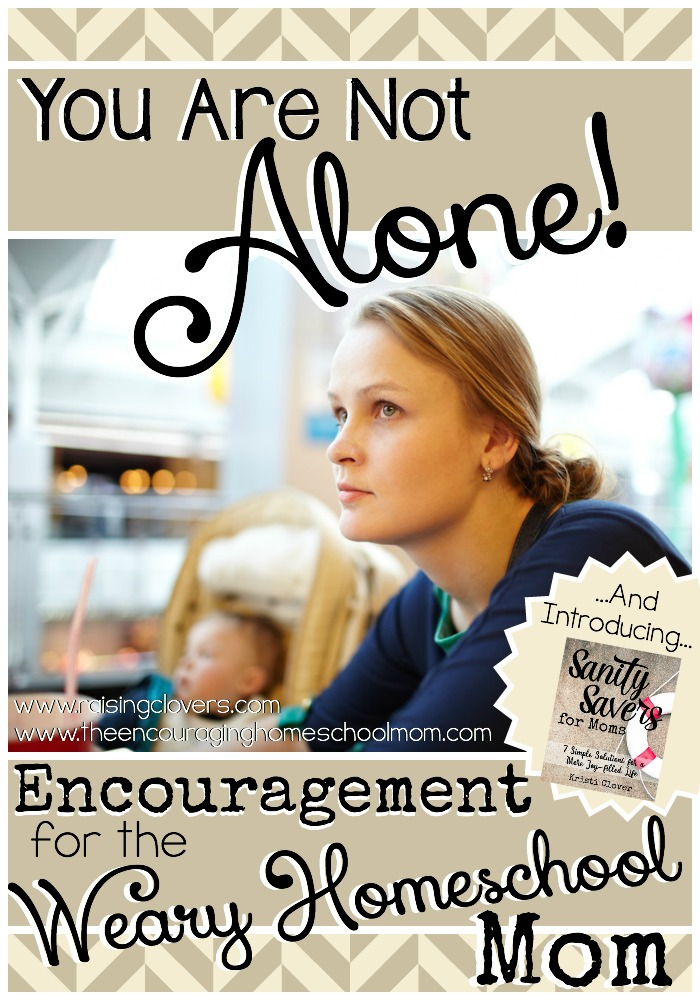 http://www.theencouraginghomeschoolmom.com/you-are-not-alone-encouragement-for-the-weary-homeschool-mom/