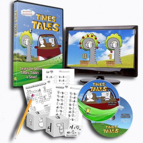 Times Tales Animated DVD Only $17.99! (Reg. $29.95!)