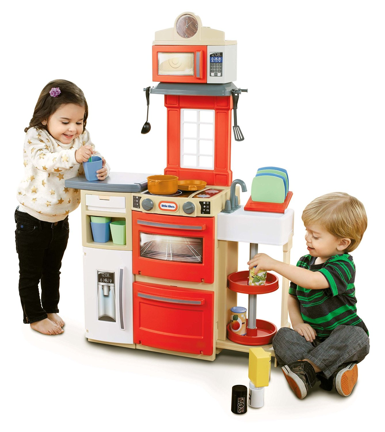 Little Tikes Cook 'n Store Kitchen Playset Only $44.37! (Reg. $70!)