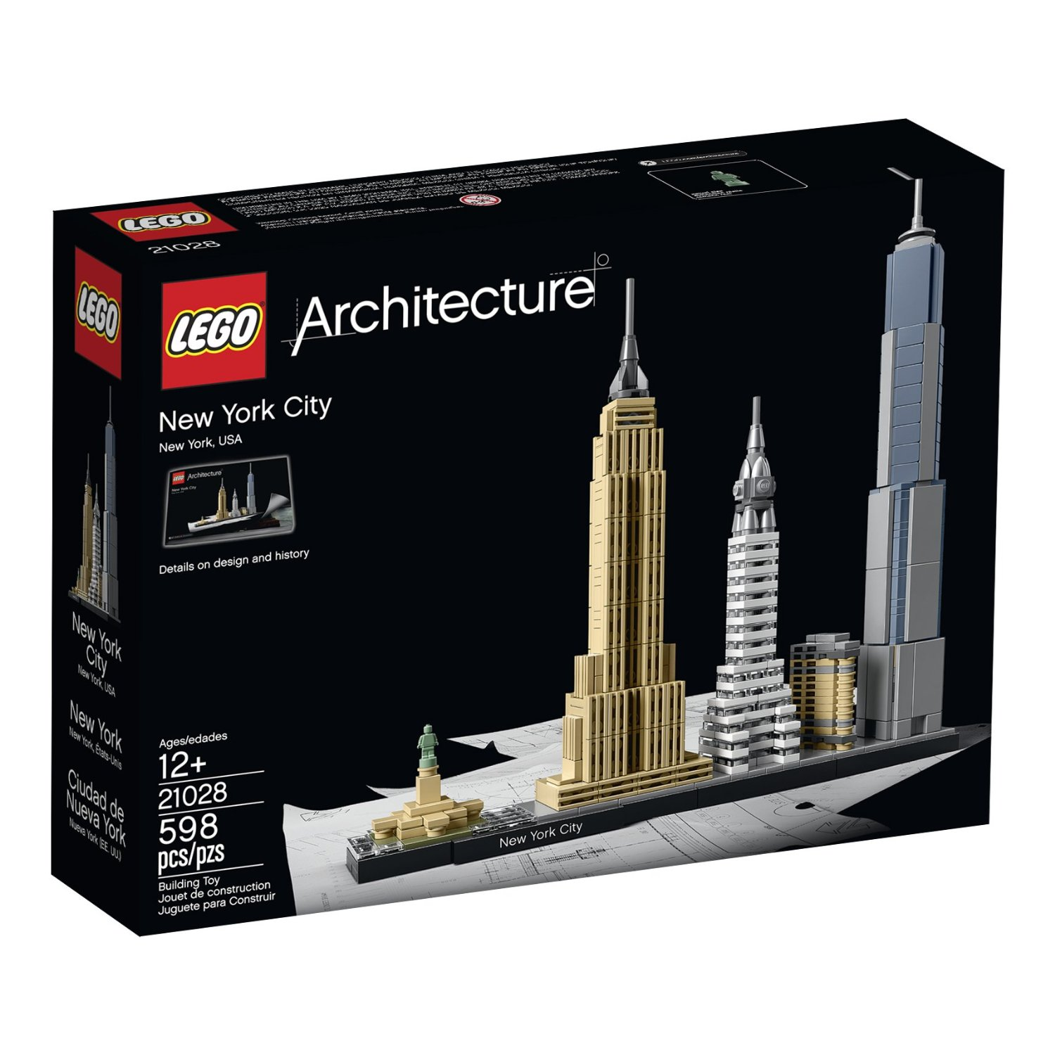LEGO Architecture New York City Only $49.99! (Reg. $60!)