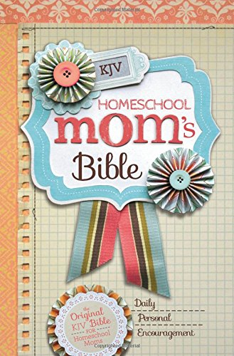 Homeschool Mom's KJV Bible Only $13.98! (60% Off!)