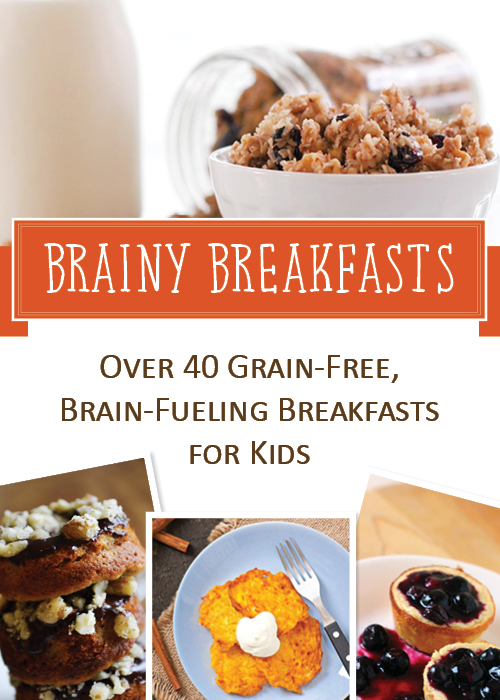 30% Off Brainy Breakfasts eBook - Only $7!