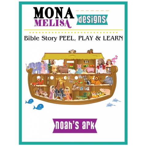 Bible Story Peel, Play, & Learn Sets Only $4.49! (Reg. $10!)