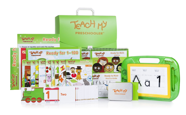 Teach My Preschooler Learning Kit Only $23! (Reg. $50!)