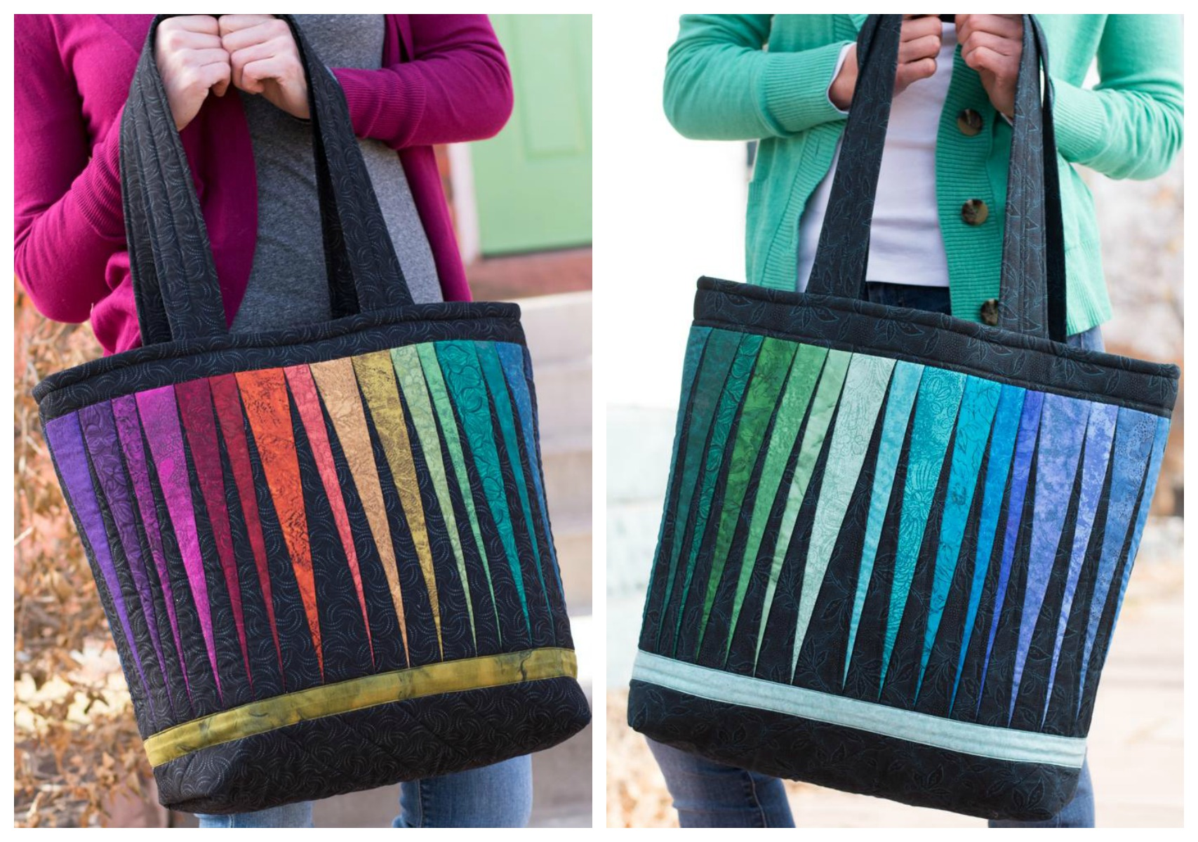 50% off Sewing Project Kit - Make Your Own Tote Bag!