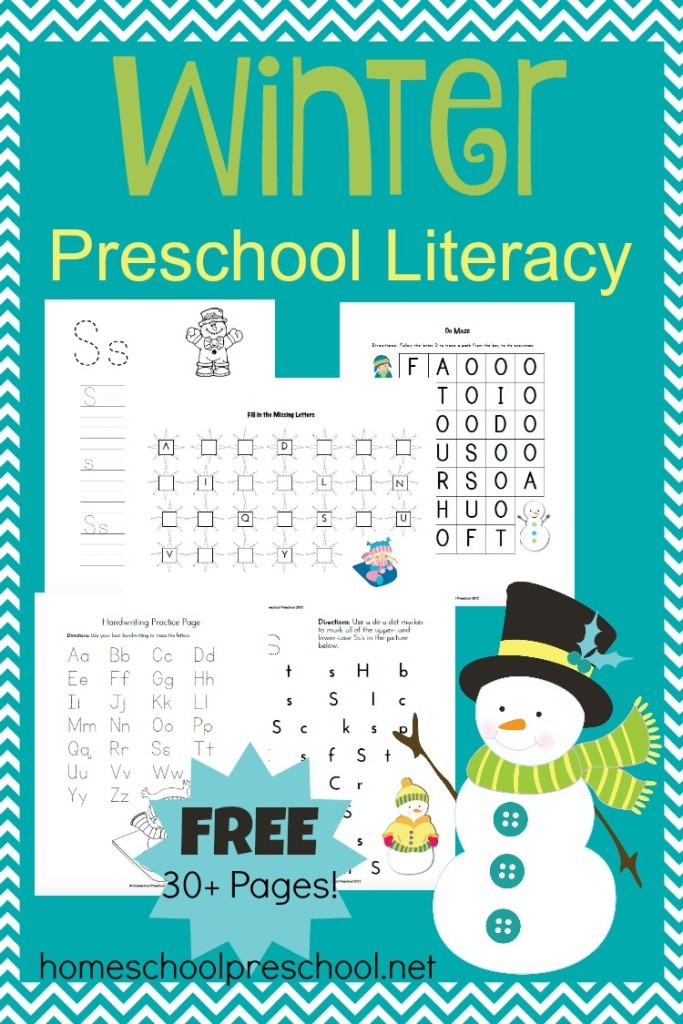 FREE Literacy pack