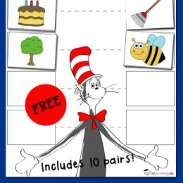 FREE Dr. Seuss Pack