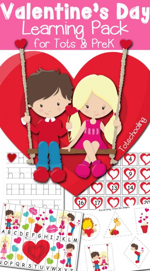 FREE Valentines Pack