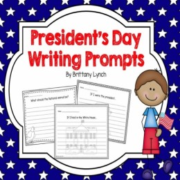 FREE President's Day Writing Prompts!