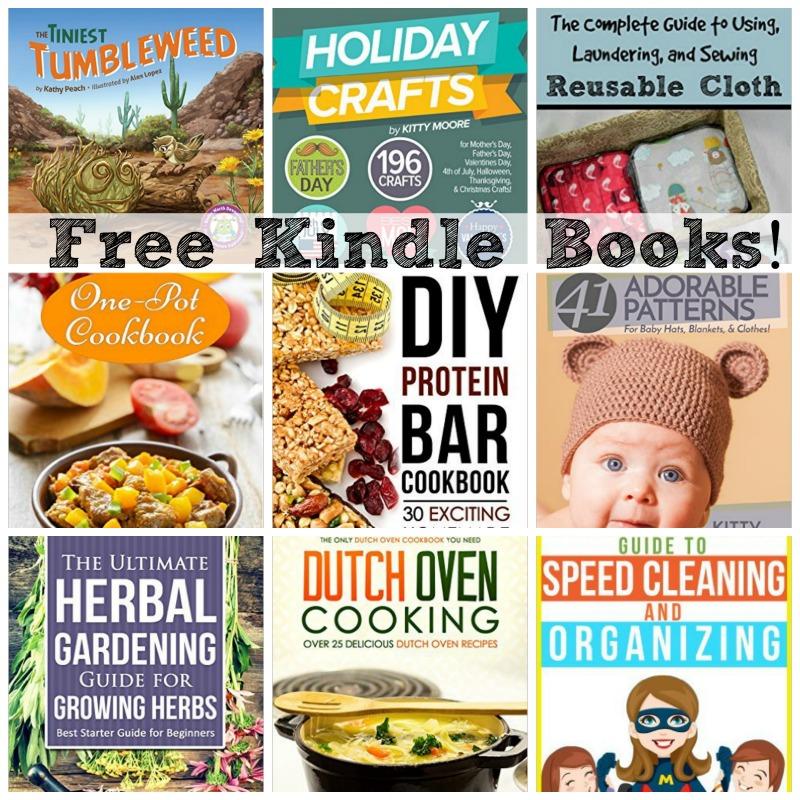 11 Free Kindle Books