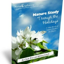 NaturExplorers Easter Nature Study eBook Only $5!