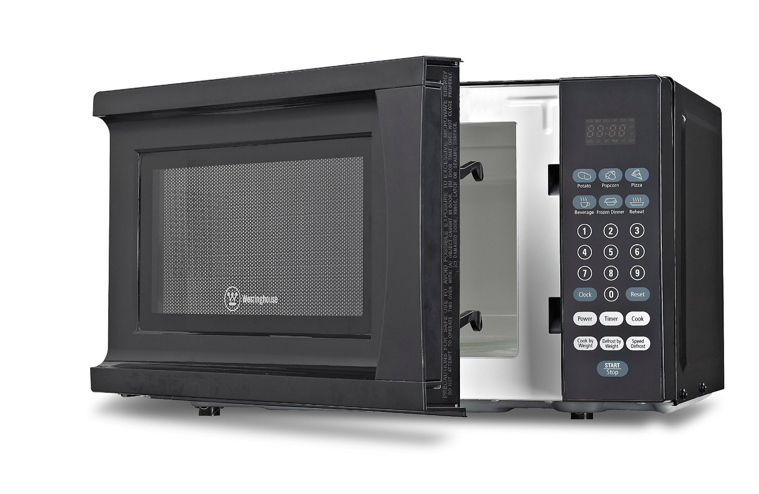 Westinghouse 700 Watt Microwave Oven Only $38! (62% Off!)