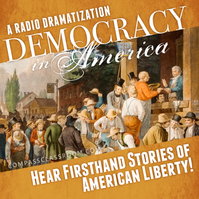 Free Democracy in America Historical Dramatization