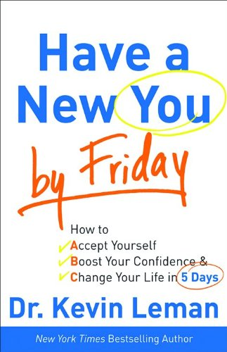 Have a New You by Friday eBook Only $0.99! (Reg. $14.99)