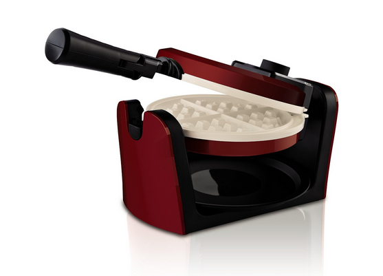 Oster DuraCeramic Flip Waffle Maker Only $24! (Reg. $40!)
