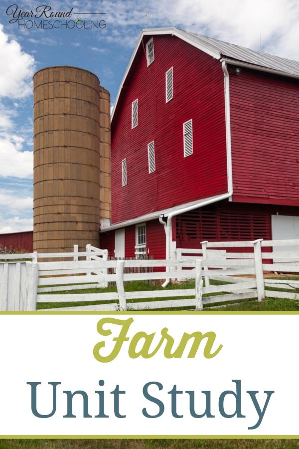 FREE Farm Unit Study