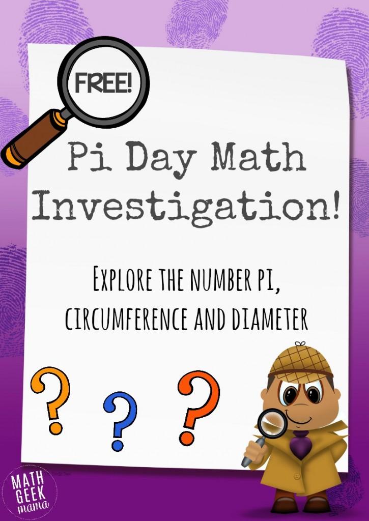 FREE Pi Day Investigation