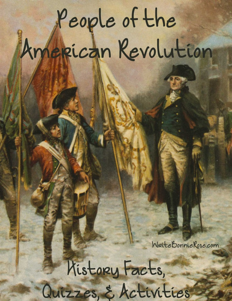 FREE American Revolution pack