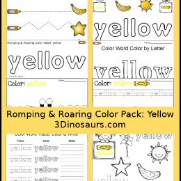 FREE Yellow Learning Pack