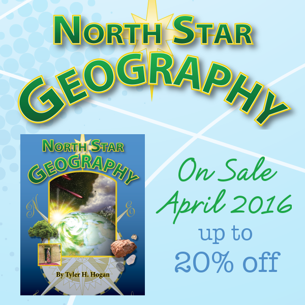 North Star Geography Sale - Up to 20% Off!