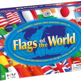 Flags Of The World Game Only $10! (23% Off!)