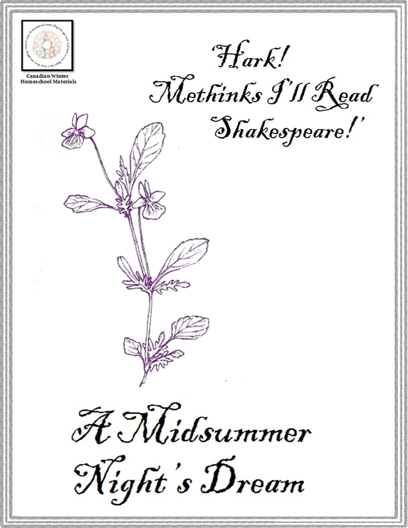Free A Midsummer Night's Dream Lesson Pack - 105 Pages!