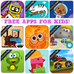 10+ FREE APPS FOR KIDS: Space Explorer, Yo Gabba Gabba, + More!