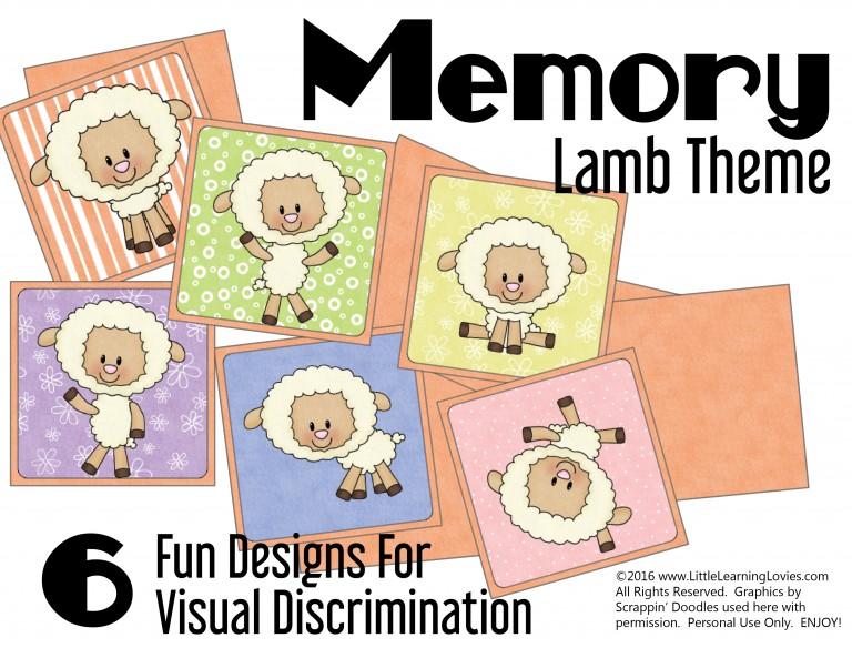 FREE Memory Lamb Theme