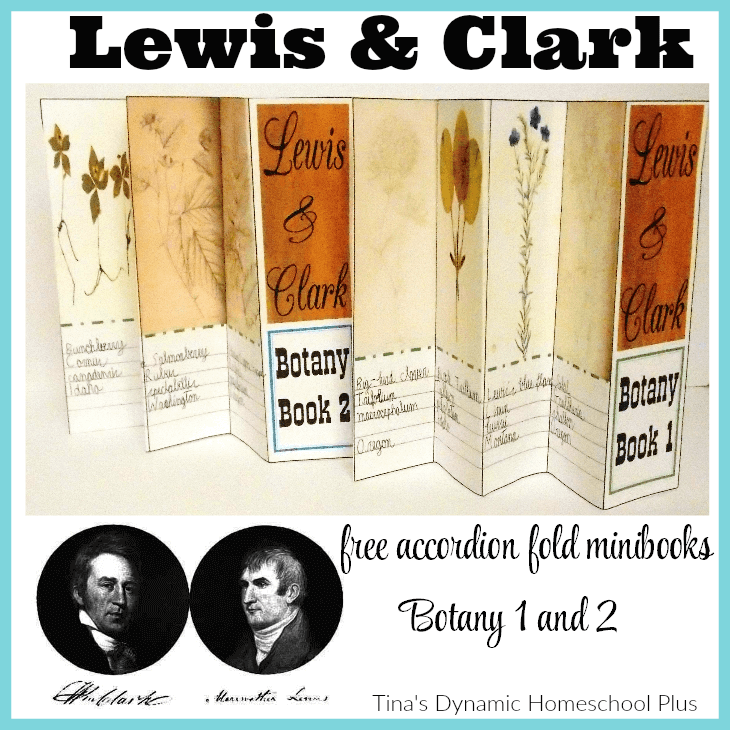 FREE Lewis and Clark Botany Pack