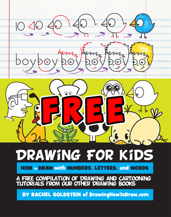 FREE Drawing Book