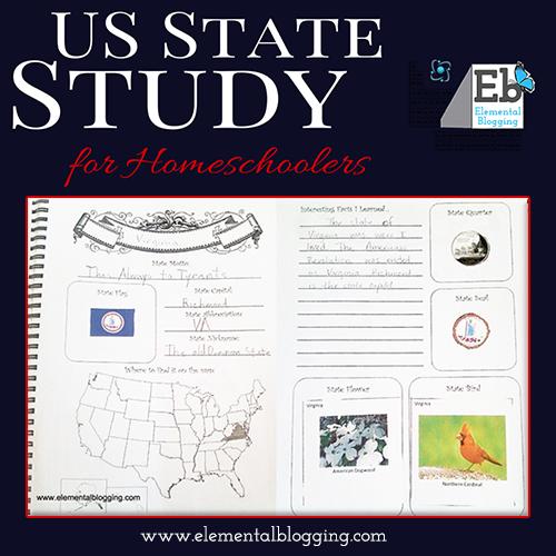 FREE US State Study