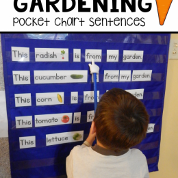 FREE Spring Packet Chart Printables