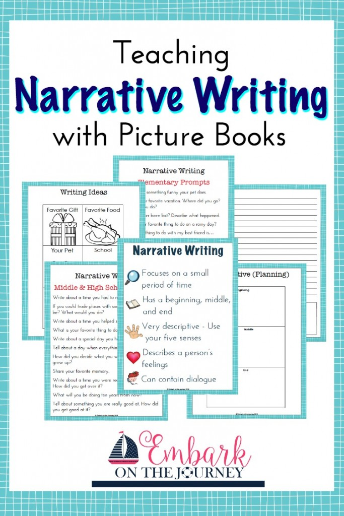 FREE Writing with Picture Books