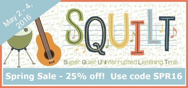 25% Off SQUILT Music Appreciation Curriculum