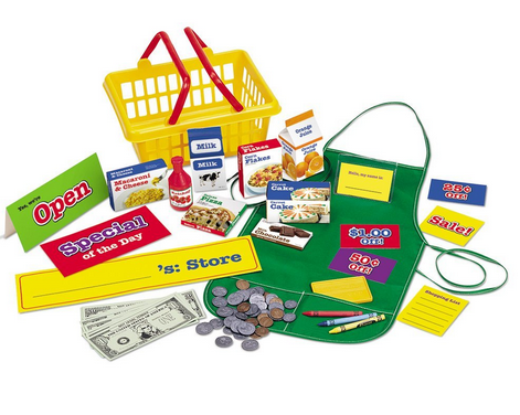 Learning Resources Pretend & Play Supermarket Set Only $14.11!