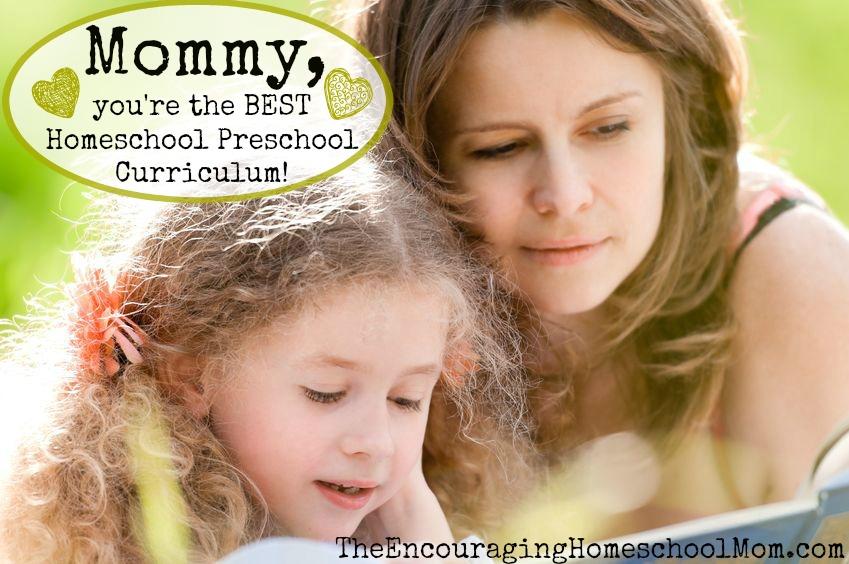 Mommy You're the Best Homeschool Preschool Curriculum